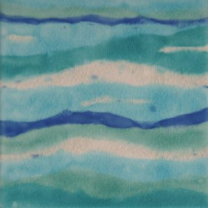 Water Colours Ripple 20cm x 20cm