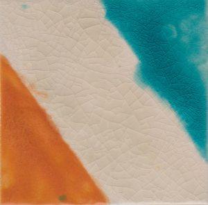 Linear 6 Jade Cream Orange